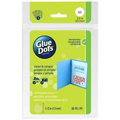NEW Glue Dots Removable Dots Sheets By Spotlight
