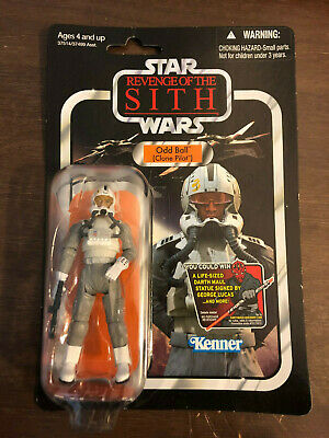 Star Wars Vintage Collection ROTS Clone Shock Trooper VC 110 unpunched