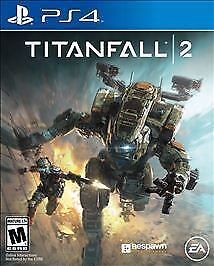 Playstation 4 Ps4 Game Titanfall 2