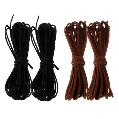 21yd Flat 2mm Quality Leather Cord Lace Available Thong Leather Cord