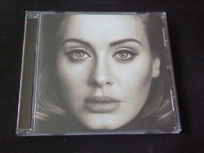 Adele - 25 CD 2015 HELLO WHEN WE WERE YOUNG WATER UNDER THE BRIDGE SEND MY LOVE