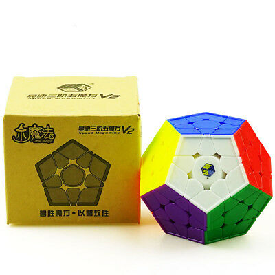 Yuxin Little Magic 3x3x3 Speed Megaminx Cube Professional Twist Puzzles Kids Toy
