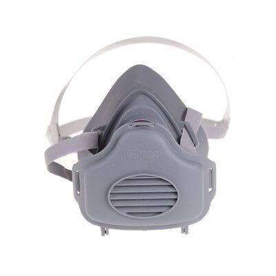 3700 Gas mask Half Face Spray Painting Protection Respirator Anti-Dust   FO