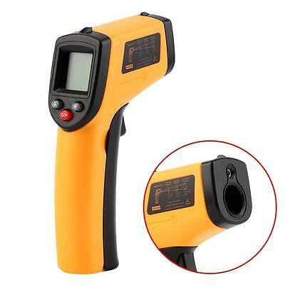 Handheld Non-Contact IR Laser Infrared Digital Temperature Gun Thermometer WT