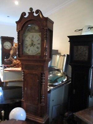 George Bass Northampton Grandfather Clock