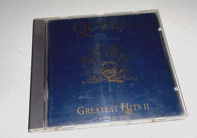 CD ; ROCK - QUEEN - Greatest Hits II (1991) Rock CD Album - (579)