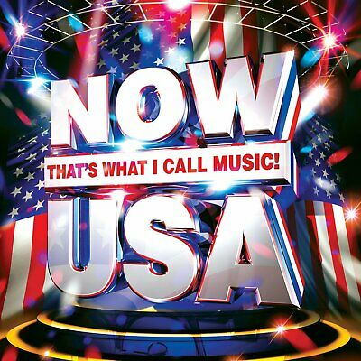 Various Artists-Now That's What I Call Music! USA CD Box set  New