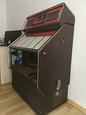 Wurlitzer jukebox sl 600