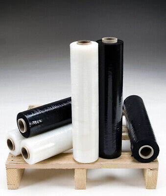 Quality Strong Pallet Stretch Shrink Wrap Rolls For Parcel Packaging Free P&P