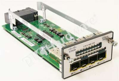 Cisco C3KX-NM-10G - 10G Network Module for 3560-X + 3750-X Series Switches - NEW