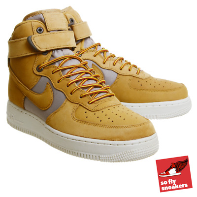 timeless design 4659f 3390f Nike Air Force 1 High 07 Premium   UK 8 US 9   Wheat
