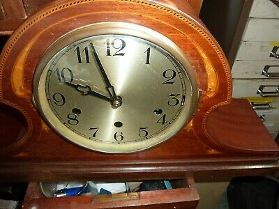 Old Westminster Napoleon Mantle Clock