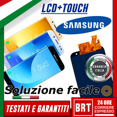 LCD +Touch Screen per Samsung Galaxy J5 2017 J530 SM-J530F display Schermo Vetro