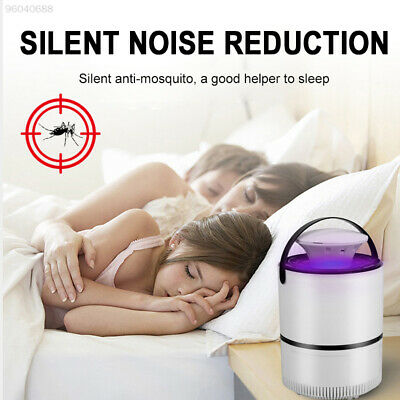 8FAA UV Light Mosquito Killer Lamp Repellent Bug Insect Durable Mosquito Trap