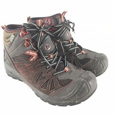 4c9632c8867 MERRELL CAPRA MID WTPF Waterproof Hiking Boots Boys Size 6 US 37 EU ...