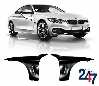 New Bmw 4 Series F32 F33 F36 2013 - 2018 Front Wing Fender Pair Set Left + Right