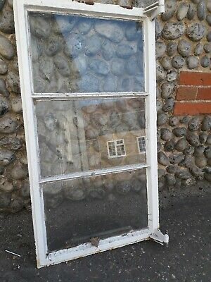 Vintage Crittall style metal framed window