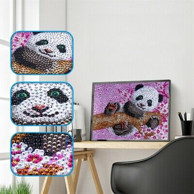 Cute Animals Full Drill 5D DIY Diamond Painting Rhinestone Kit for Home Decor