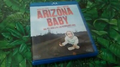Arizona baby 1987 Blu Ray Nicolas Cage Holly Hunter Joel Coen