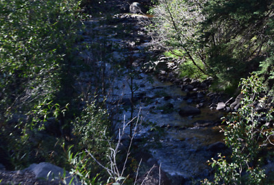 Park Creek 20 Ac Gold Mining Placer Claim- Colorado Summitville Mining Dist. Blm