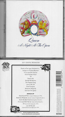 Rare / The Queen : A Night At The Opera ( Edition 2 Cd ) / Comme Neuf - Like New