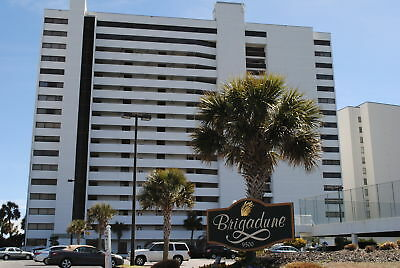 7 Nights: Brigadune #8E Ocean Front (V) Condo by RedAwning ~ RA163529