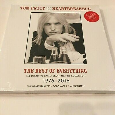 Tom Petty and The Heartbreakers- The Best Of Everything 4LP Box Set
