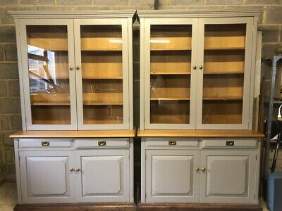 Pair of Kitchen Dressers