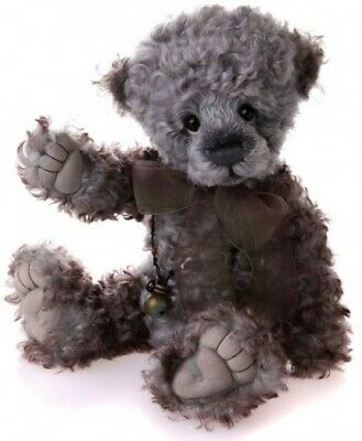 Earl from Charlie Bears, retired, limited edition  Isabelle Lee mohair bear