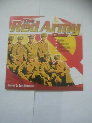 The Red Army Choir (Audio cd)