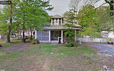 No Reserve!! Property For Sale Pine Bluff Arkansas Special Warranty Deed!