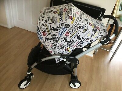 Bugaboo Bee With Custom And Alternative Hoods And Extras VGC