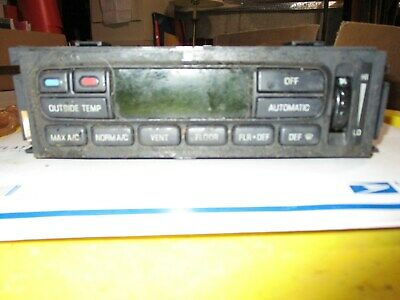 ✅1998-2002 Ford Crown Victoria Grand Marquis A//C AC Heater Climate Control OEM