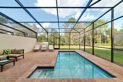 7 Nights: Windsor at Westside Luxury Pool Home Home by RedAwning ~ RA232668