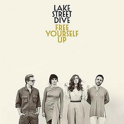Lake Street Dive - Free Yourself Up Vinyl Free Shipping