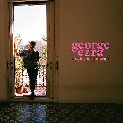 GEORGE EZRA STAYING AT TAMARA'S CD ALBUM (New Release)✔✔ FAST & FREE Dispatch ✔✔