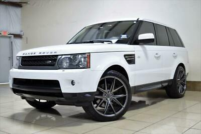 2011 Land Rover Range Rover Sport HSE 2011 Land Rover Range Rover Sport HSE NAVIGATION NICE WHEELS SUPER CLEAN MUST SE
