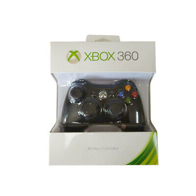 Microsoft Xbox360 Dual Shock Remote Gamepad Bluetooth Wireless Joypad Controller