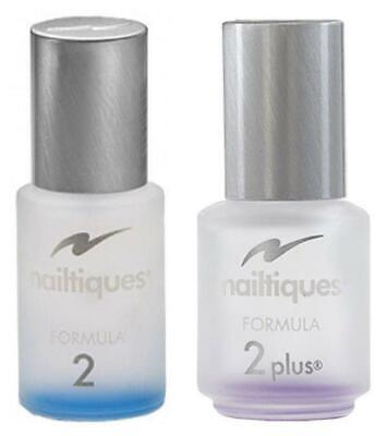 Nailtiques Nail Protein Formula 2 or 2 PLUS Treatment For Problem Nails 7ml