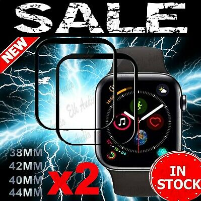 NEW! Screen Protector for Apple Watch Series 1/2/3/4 38mm 42mm 40mm 44mm iWatch