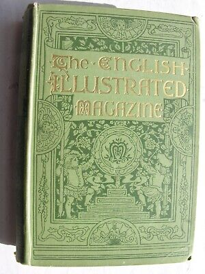 ENGLISH ILLUSTRATED MAGAZINE 1887-88 Kaiser Wilhelm Henry James Rugby Capri