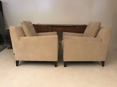 ligne roset Pair Of Arm Chairs