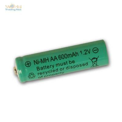Replacement Battery Aa for Solarartikel, 1, 2v NI-MH 600 MAH, Solar Light