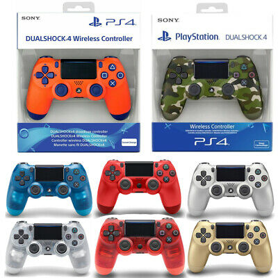 Sony Official Dualshock 4 Controller (Sunset Orange ) (PS4) Brand New & Sealed U