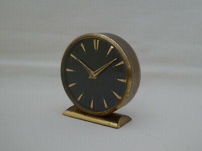 Vintage EMES Travel Alarm Clock