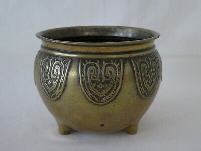 Antique Chinese Bronze Incent Burner