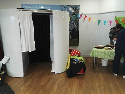 Photo Booth for Sale T3 Plug and Play design for easy setup + Software