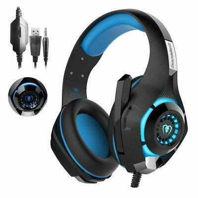 Headphones Gaming 🔥 with Microphone for PS4 Xbox One PSP PC Tablet Headset 🔥