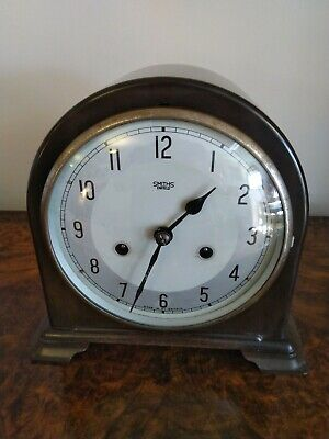 Smith's Enfield Bakelite Mantle Clock