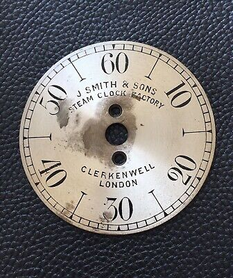 TURRET CLOCK DIAL J Smith & Sons